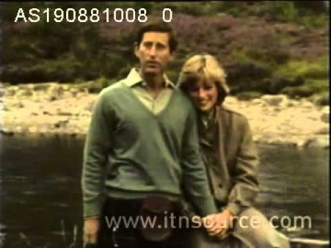 Princess Diana: Honeymoon at Balmoral