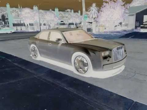 chrysler 300 two tone paint job with bodykit youtube. Black Bedroom Furniture Sets. Home Design Ideas