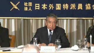 河野洋平「南京虐殺」について10/15