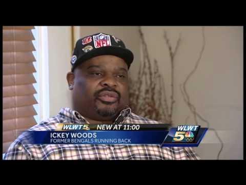 Ickey Woods' stolen AFC Championship ring shuffles onto eBay
