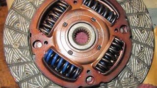 замена сцепления Lancer 2.4L 4WD. Ремонт своими руками часть №2