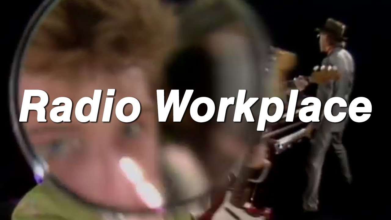Radio Workplace: Private Eyes by Daryl Hall and John Oates