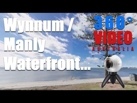 Brisbane 360 - Wynnum Manly Waterfront