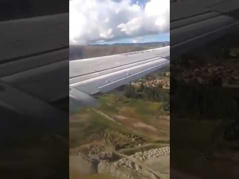Así se accidentó Boeing 737 de Peruvian Airlines desde adentro