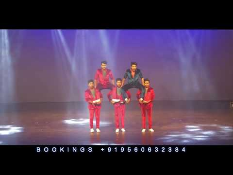 Delhi Dance Performance   Shraey Khanna   Big Dance Showcase