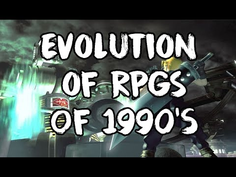 Top 50 RPGS Of All TIME (1990-1999)