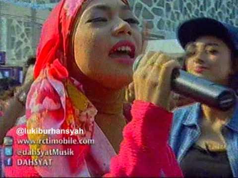 Come N Love Me - Indah Nevertari on dahSyat, 3-8-15