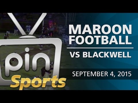 Perry Maroon Football vs Blackwell