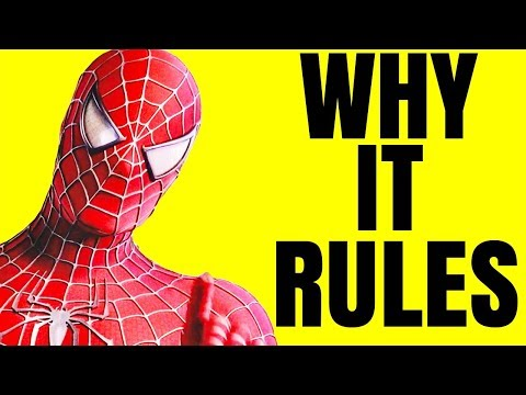 Sam Raimi's SpiderMan Trilogy  Better Than You Remember Cosmonaut Variety Hour Response