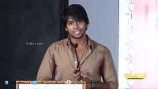 Ponge Ezhu Manohara Press Meet Part 2 | Galatta Tamil