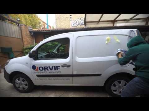 Les utilitaires d'Orvif, rhabillés pour l'hiver