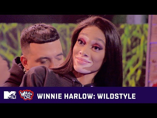 Winnie Harlow Steps Up Straight Off the Runway | Wild N Out | #Wildstyle