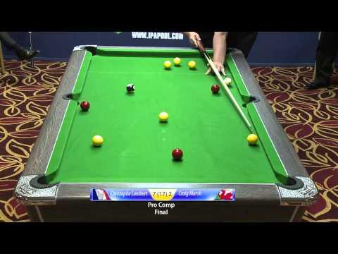 Brighton Pro Final Lambert v Marsh
