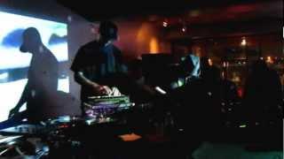 F.A.M.E. (Fresh Analog Music Experience) live at Boombox - 2010 [Teeko, Max Kane, Malaguti]