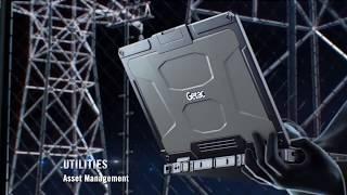 Getac의 신형 러기드 노트북 B360 ! 공공안전/…