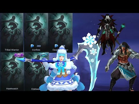 UPCOMING HEROES AND NEW SKINS FOR RUBY AND KARRIE