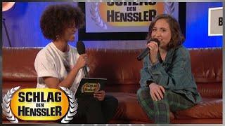 Schlag den Henssler - Backstage Interview mit Alice Merton