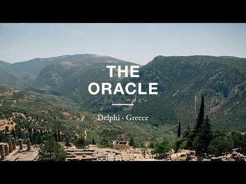 The Oracle in Greece | EF Educational Tours