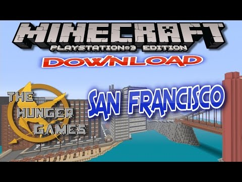 San Francisco Hunger Games  + DOWNLOAD Minecraft Ps3 & Ps4 By: aggroschlumpf100