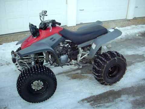 Yamaha Warrior Wheels