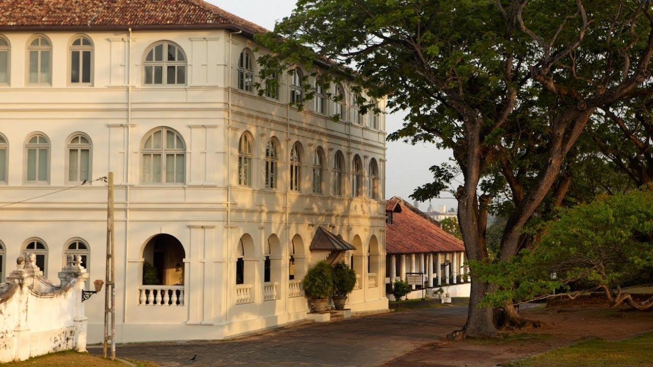 Full Tour Of 5 Star Amangalla Hotel In Galle Fort Sri Lanka