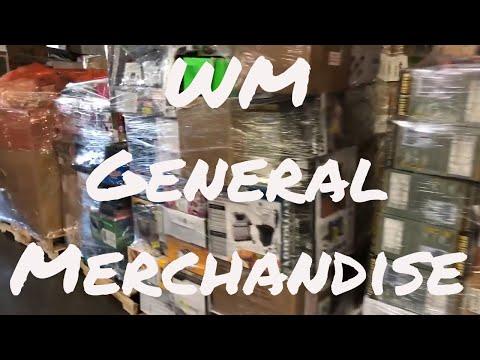 Assorted VWM General Merchandise Load