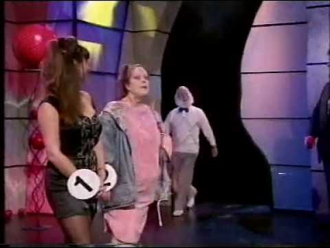 Maria Whittaker (on Blind Snog) (Late 80s) BETAMAX