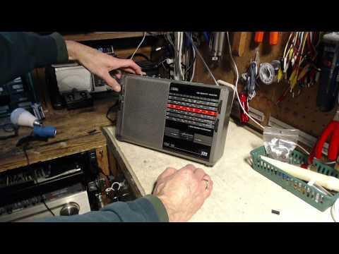 ITT Golf 320 Multiband Radio Video #1 - Checkout