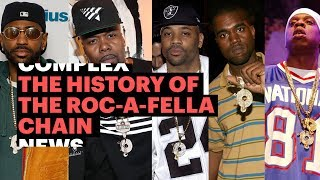 An Insider's History of The Iconic Roc-A-Fella Chain
