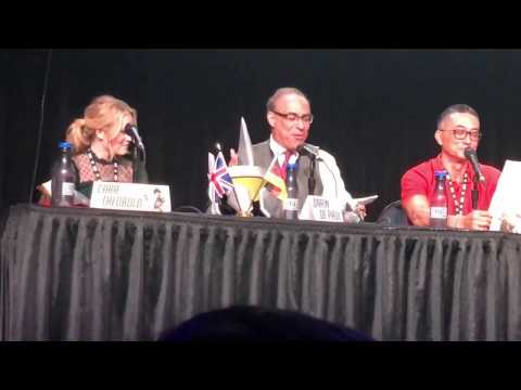 United Nations of Overwatch VO Panel