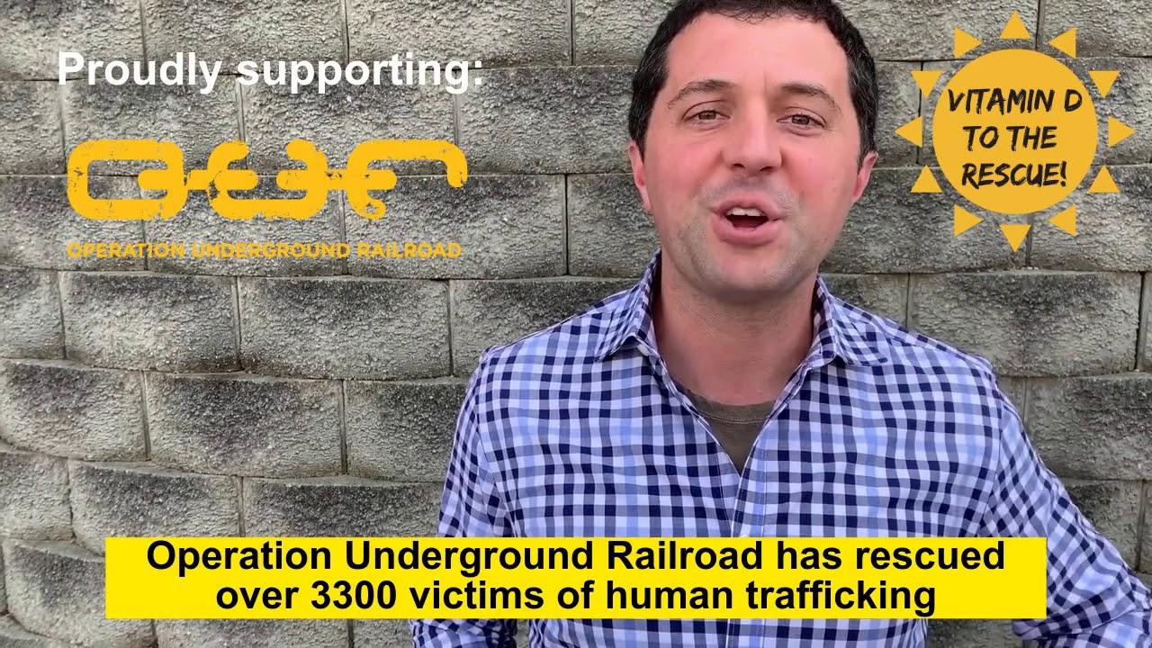 Giving Spotlight: Operation Underground Railroad