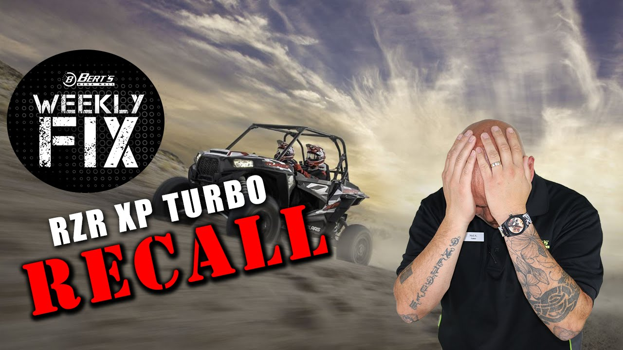 Polaris Issues Recall For RZR XP TURBO's, New RZR XP 1000 Models, & The  Maverick X3 Is Coming!