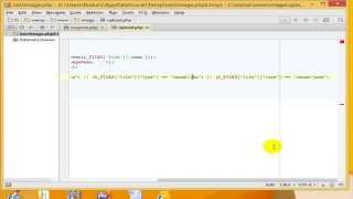 PHP Tutorial : Upload Image using jquery and PHP