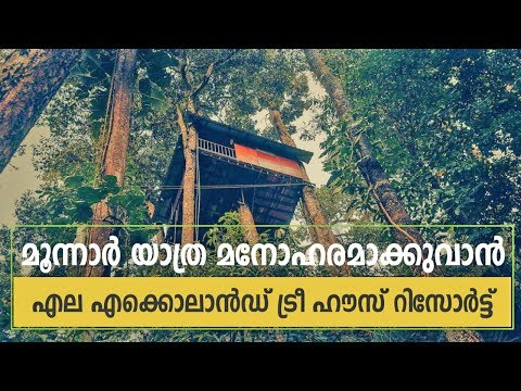 Ela Ecoland Nature Retreat - Best Tree House Resort In Munnar, Kerala