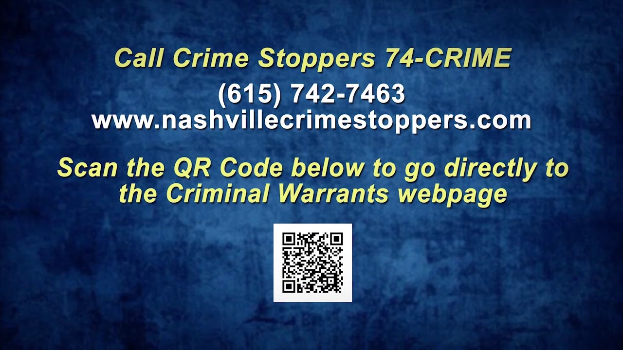 Nashville > Police Department > Support Services > Warrants