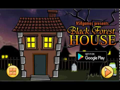 Escape black forest house walkthrough nsrgames for Minimalistic house escape 5 walkthrough