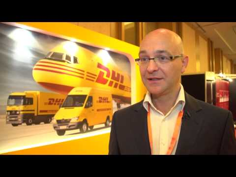 Interview with Richard Cogswell, Head of Sales Asia Pacific, DHL Global Mail