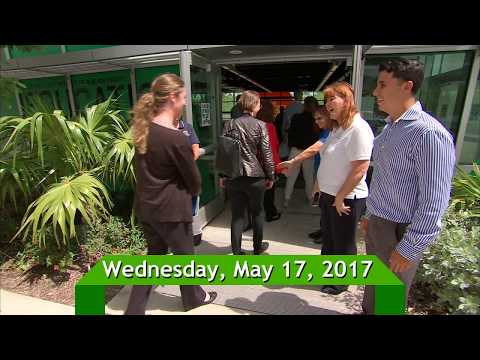 2017 Solid Waste Authority of Palm Beach County Experience Florida VIP Tour