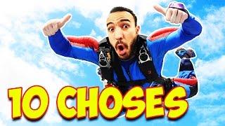 10 CHOSES A FAIRE AVANT DE MOURIR ! - BLÉDARD STORY #35