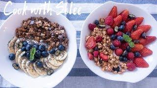 Breakfast Bowl 2 Ways   Yogurt Bowl 早餐乳酪 Breakfast Ideas   早餐食譜