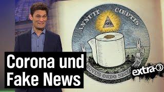 Corona: Verschwörungstheorien haben Hochkonjunktur