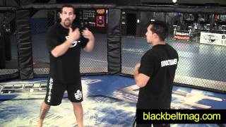 "MMA Techniques: Roundhouse Kick - by Mixed Martial Arts Ref ""Big"" John McCarthy"