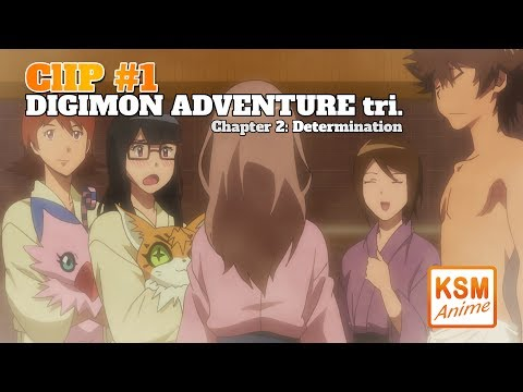 Digimon Adventure tri. Chapter 2: Determination (Clip 1)