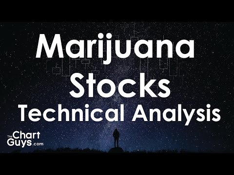 Marijuana Stocks Technical Analysis Chart 10/7/2016 by ChartGuys.com
