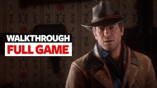 Red Dead Redemption 2 Walkthrough Part 1 - Full Game With Ending - Let's Play Red Dead Redemption 2