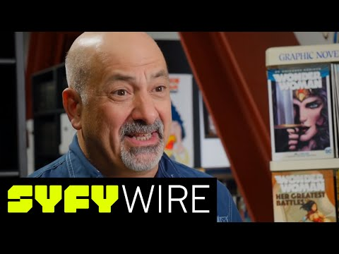 DC Comics Dan Didio on Doomsday Clock | Syfy Wire