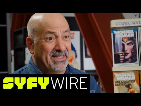 DC Comics Dan Didio on Doomsday Clock | SYFY WIRE