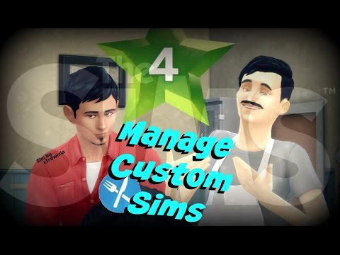 how to make sims mopney dine out