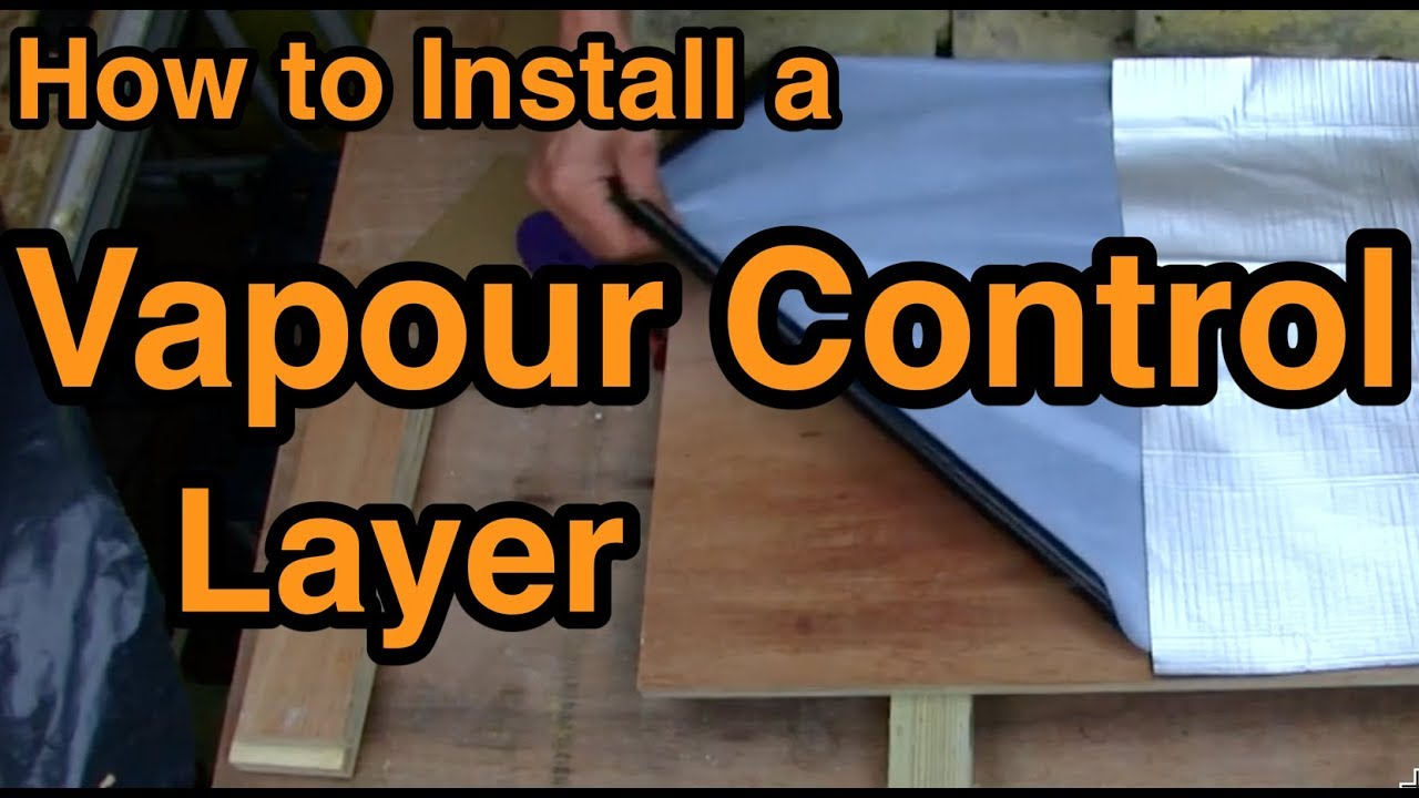 Vapour Control Layer On A Flat Roof Stop Interstitial Condensation Youtube