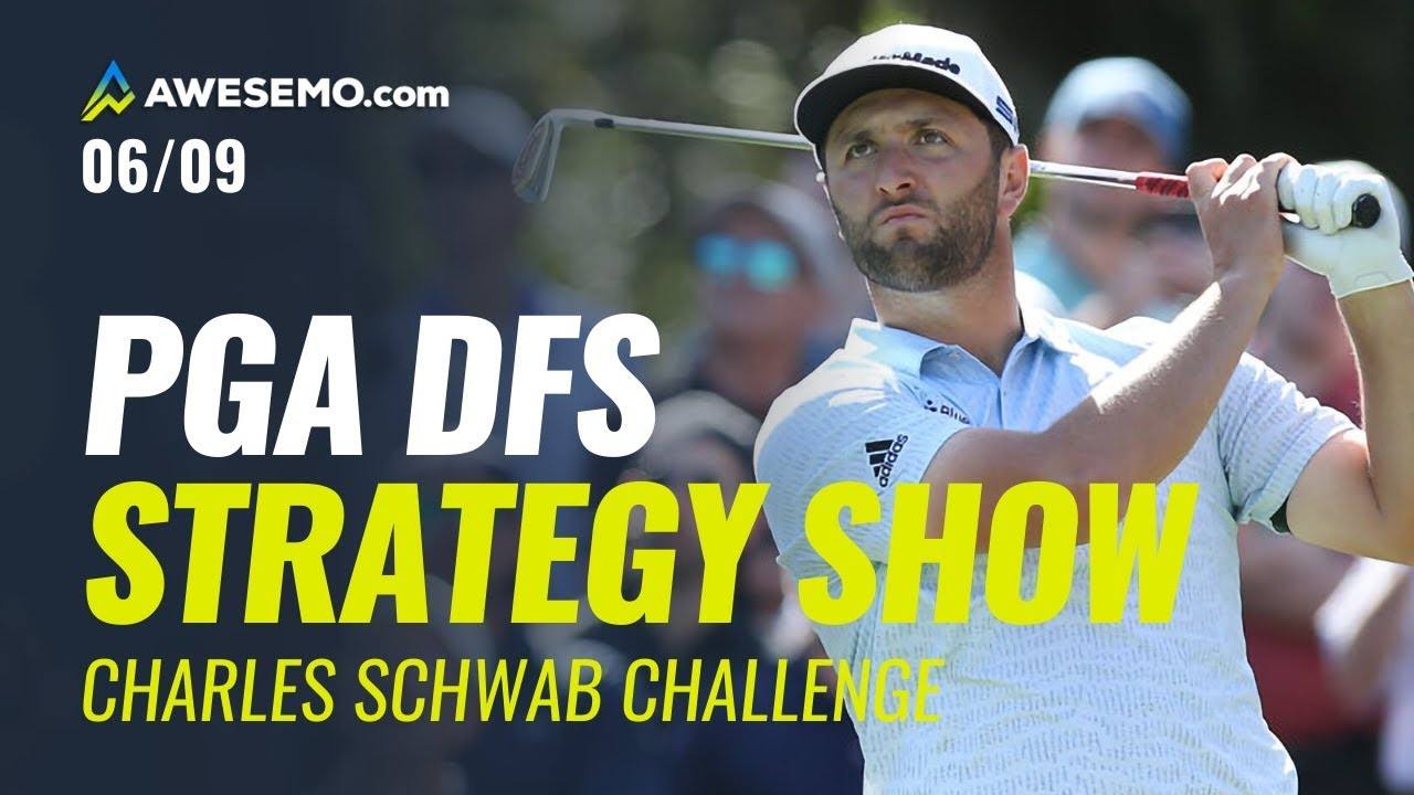 Charles Schwab Challenge: Return of PGA Tour brings out golf's ...
